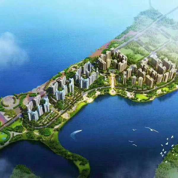 蓝光长岛国际社区