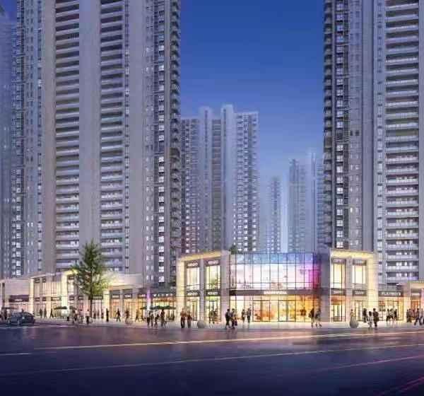 新建居住项目(大洲村城中村改造K3地块)